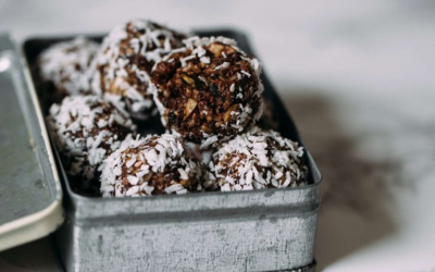 Coconut Energy Balls